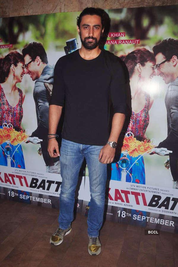 Kunal Kapoor during the screening