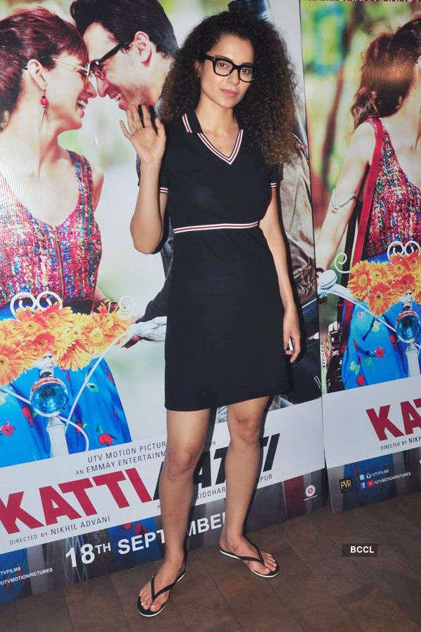 Katti Batti: Screening