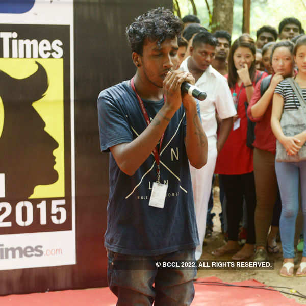 Clean & Clear Chennai Times Fresh Face 2015