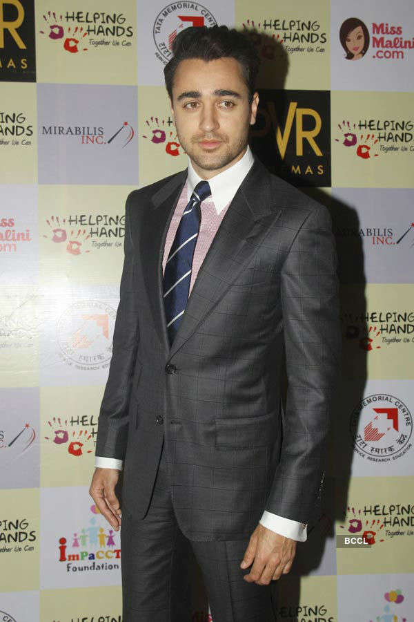 Imran Khan attends the special screening