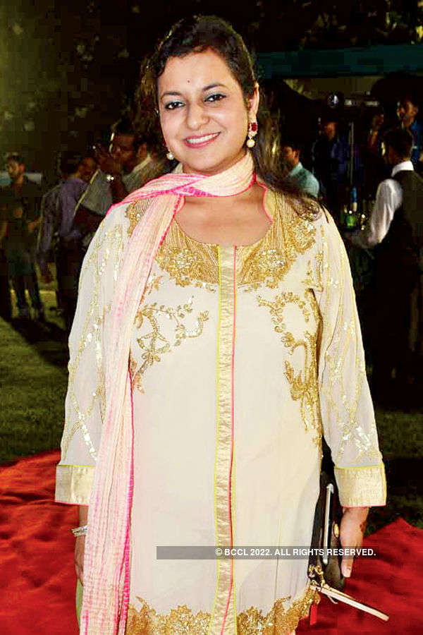 Lucknow's date with filmy fashion