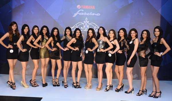 Unveiling the Yamaha Fascino Miss Diva 2015 finalists
