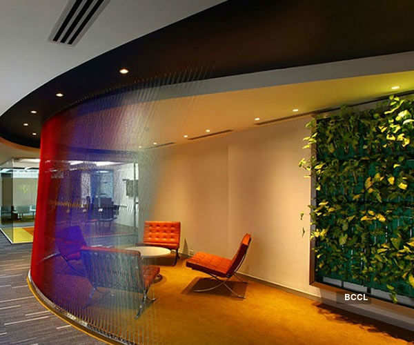 Cool Office Spaces in India