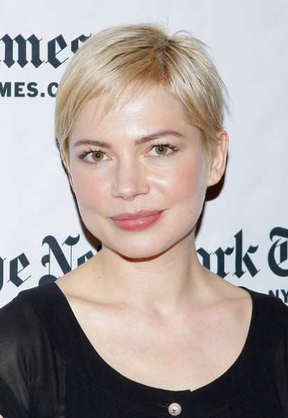 Michelle Williams started making guest appearances in television shows