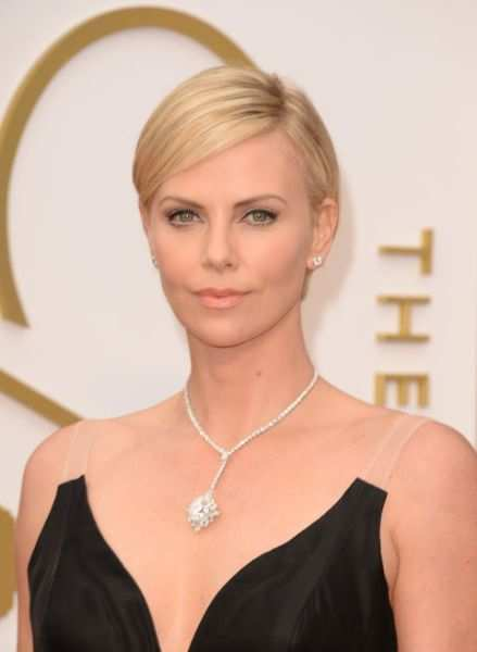 Charlize Theron was a professional dancer and fashion model