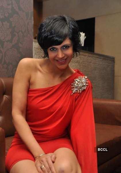 Mandira Bedi gained popularity in television series Shanti