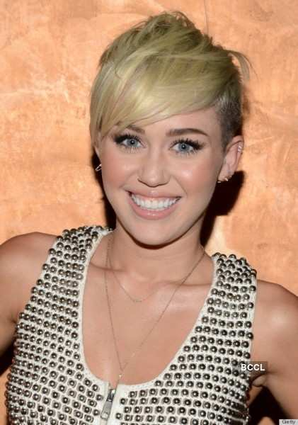 Destiny Hope Cyrus is known by her stage name Miley Cyrus