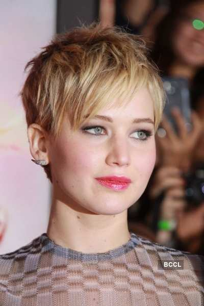 Jennifer Lawrence rose to fame with the character 'Katniss Everdeen' in The Hunger Games series