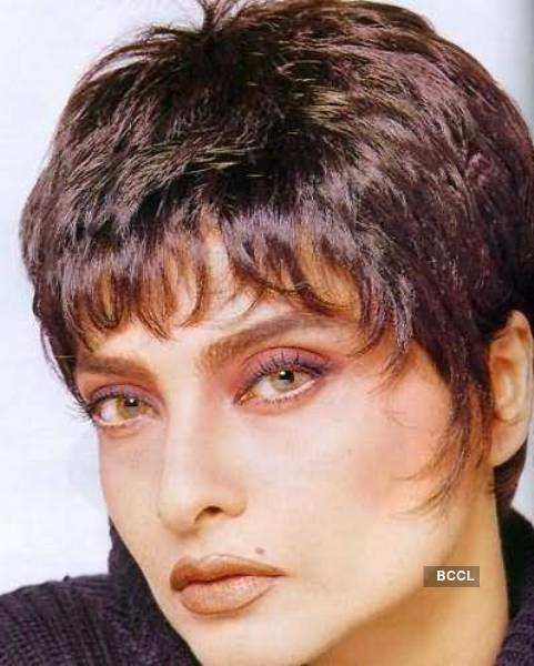 Rekha is daughter of late Tollywood actor Gemini Ganesan
