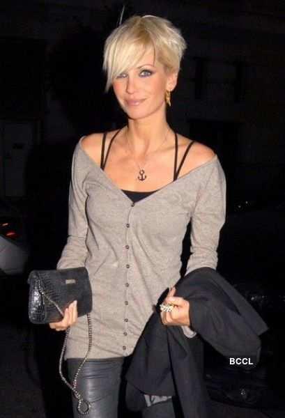 Sarah Harding is an English singer-songwriter born in Berkshire, England