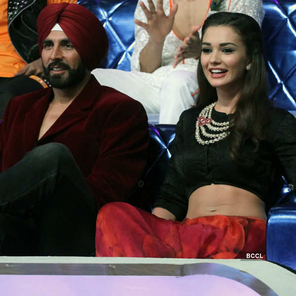 Dance India Dance 5: On the sets