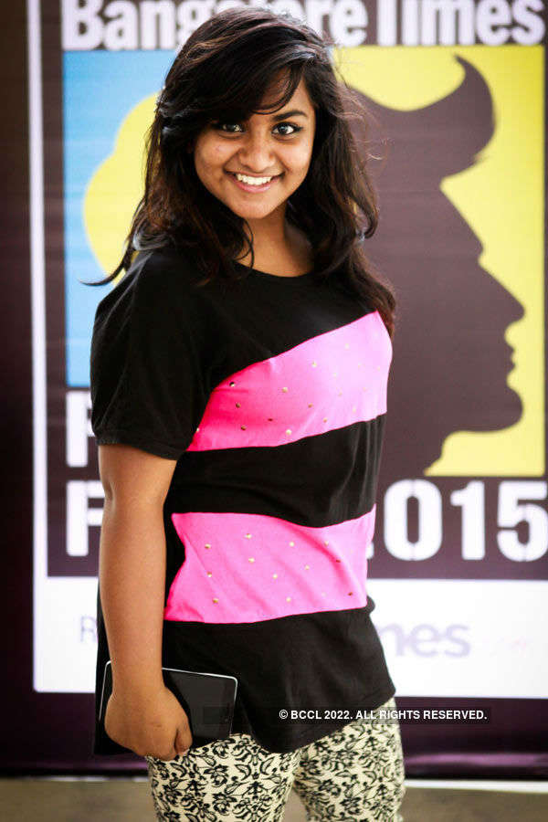 Clean & Clear Bangalore Times Fresh Face 2015