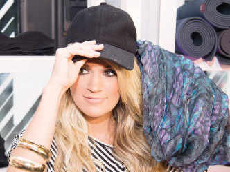 Carrie Underwood launches new album from London