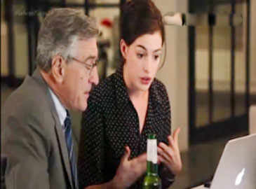 The Intern: Movie review