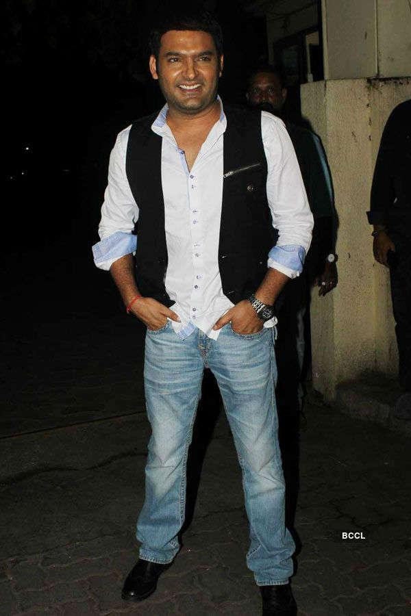 Kapil Sharma during the screening