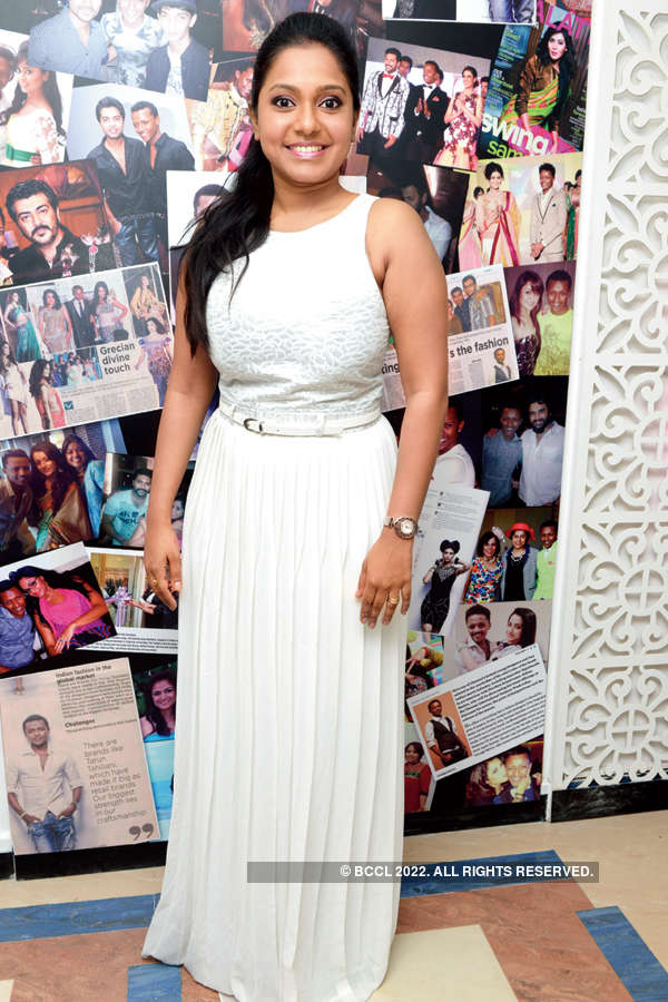 Celebs @ store launch