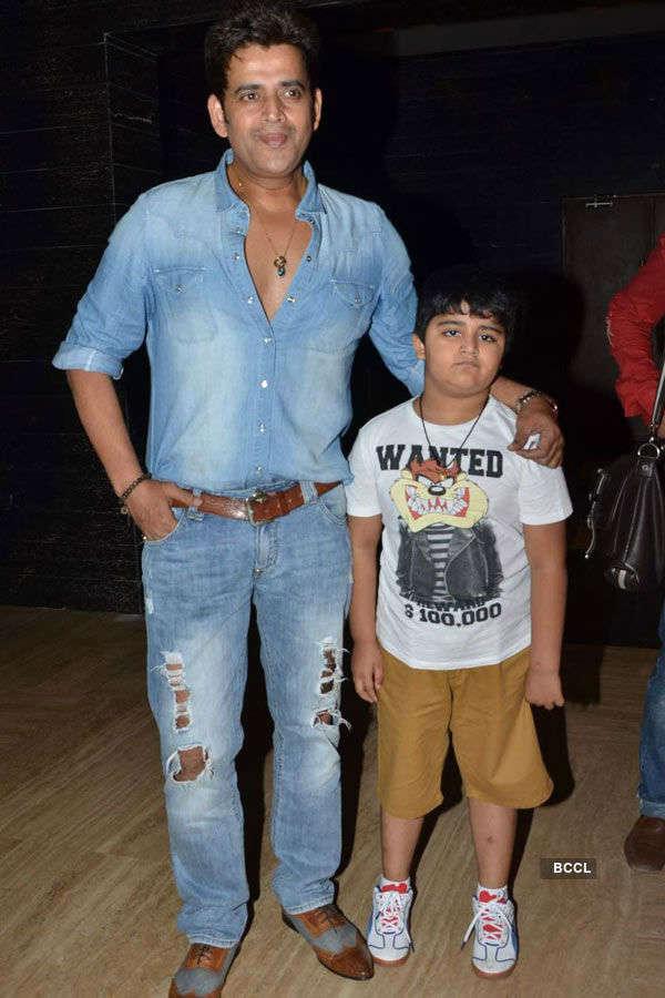 Ravi Kishan during the screening