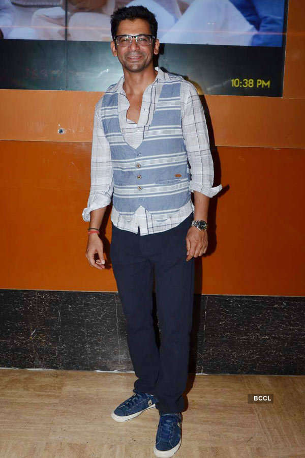 Sunil Grover during the screening