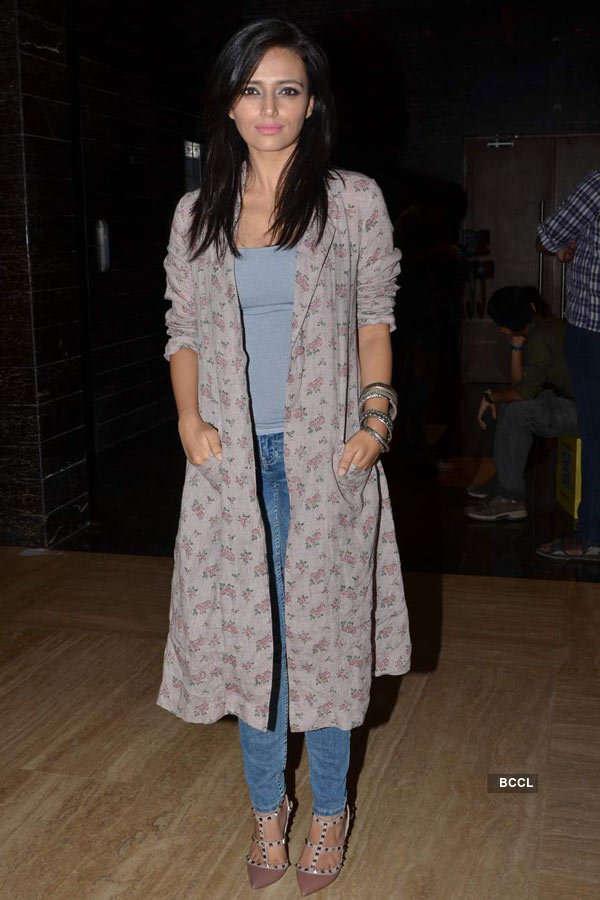 Roshni Chopra during the screening