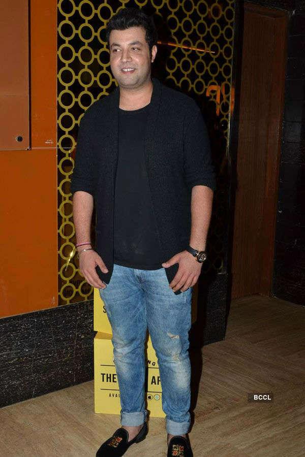 Varun Sharma during the screening