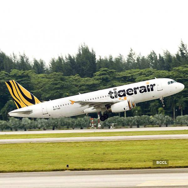 Tigerair announces 50% discount on airfare