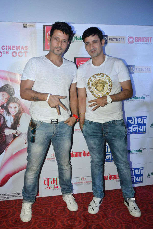 Ishq Ne Krazy Kiya Re: Music launch