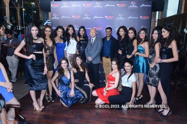 Miss Diva 2015 finalists dazzle at the Yamaha Fascino event