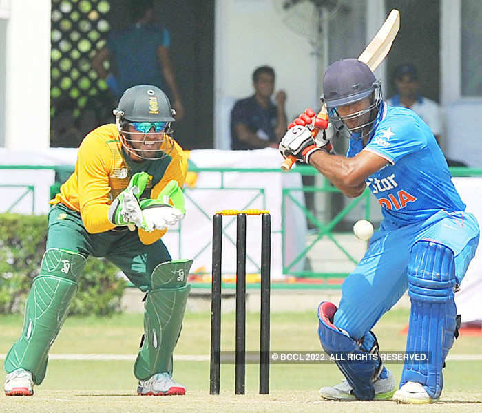 Ind A beat RSA in T20 practice match