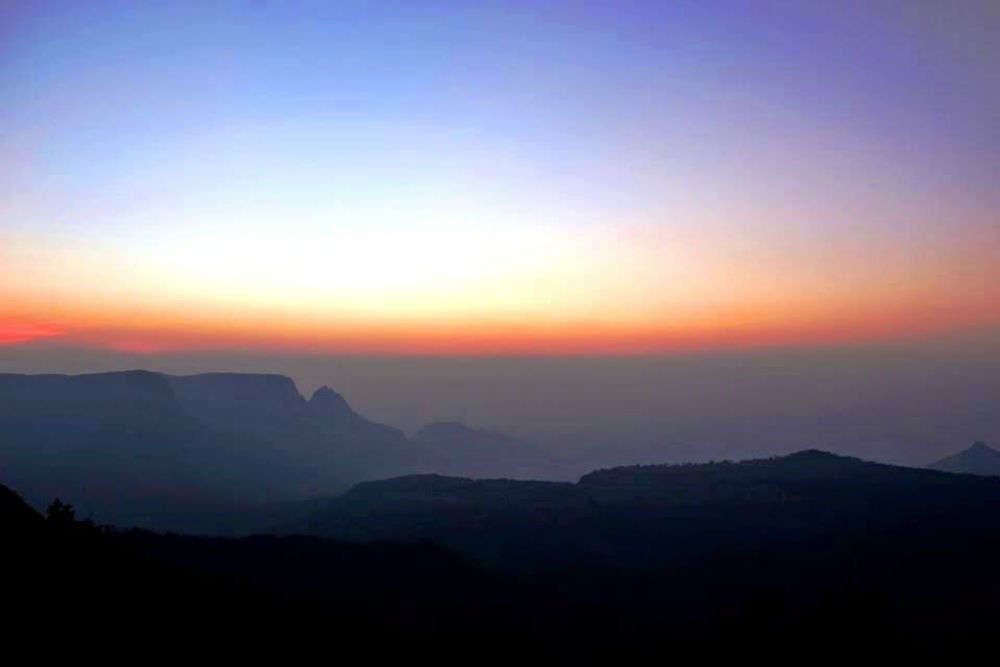 Sunset Point Matheran Get The Detail Of Sunset Point On