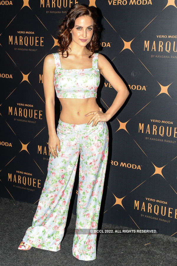 Kangana Ranaut's collection launch party