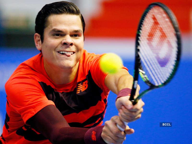 Milos wins Saint Petersburg Open