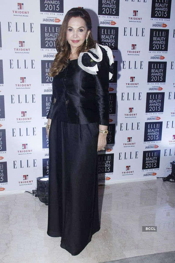 Elle Beauty Awards 2015
