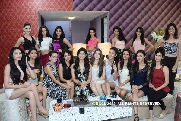 Miss Supranational Asha Bhat welcomes Miss Diva finalists