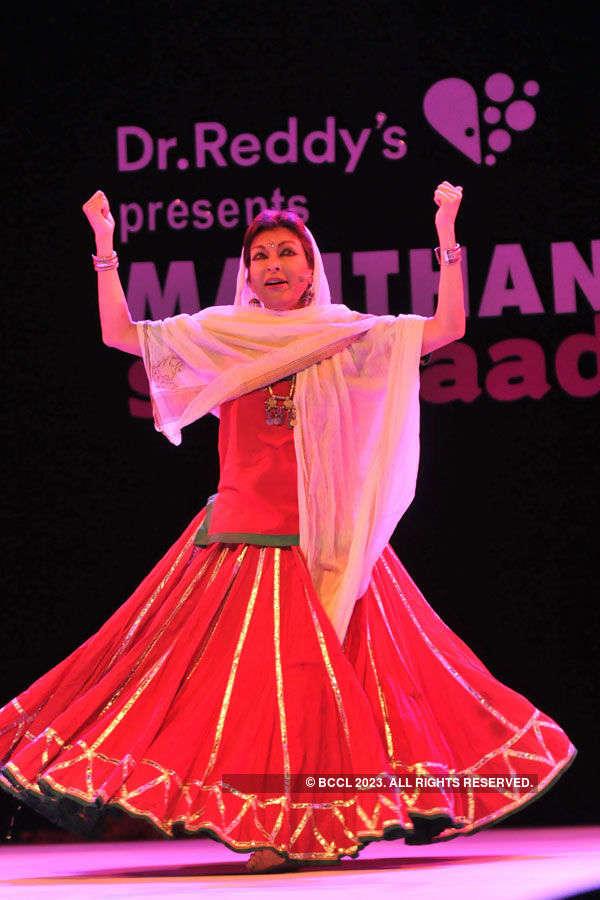 Mallika Sarabhai's dance-drama