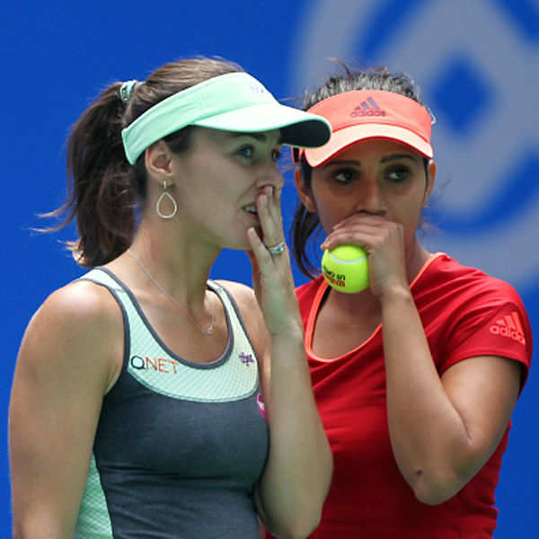 Sania-Martina win Wuhan Open title