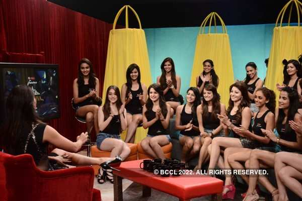 Sneak Peek: Yamaha Fascino Miss Diva 2015 shoot at Film City