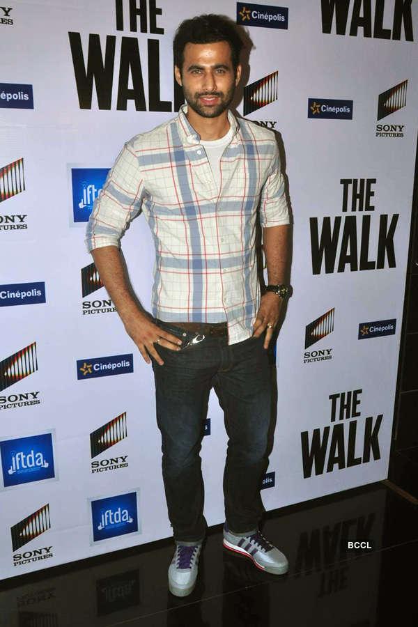 The Walk: Screening