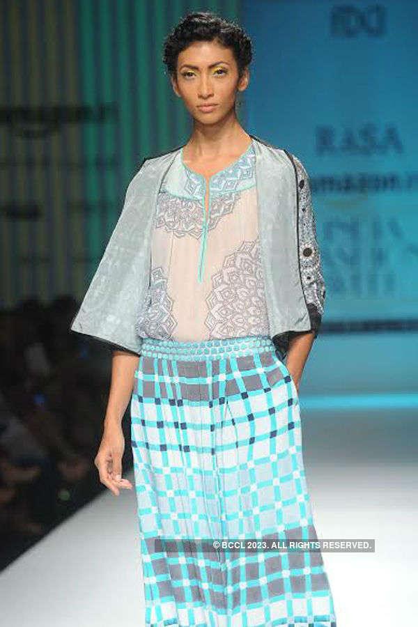 AIFW SS '16: Day 2: Rasa Jaipur