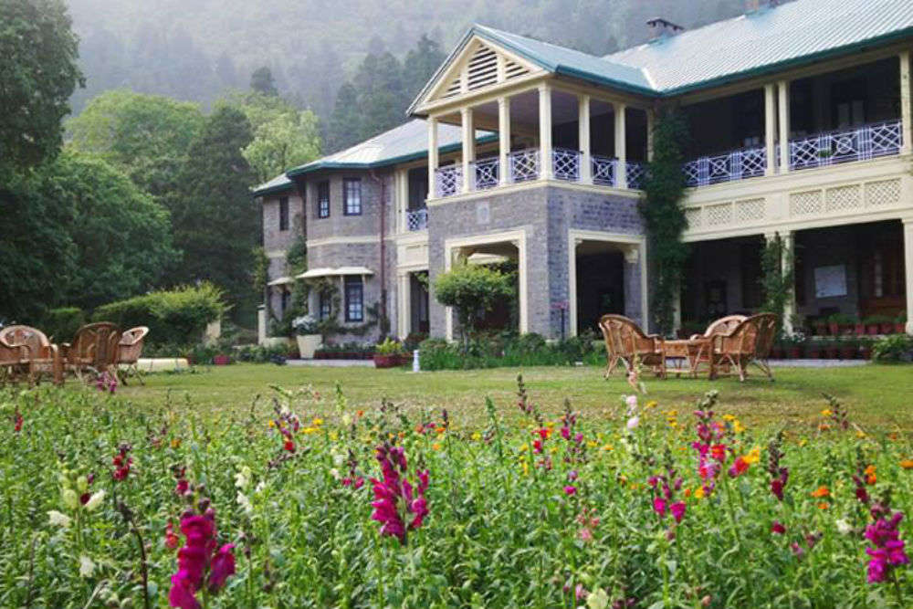 Luxury hotels and resorts in Nainital – the hot favourites