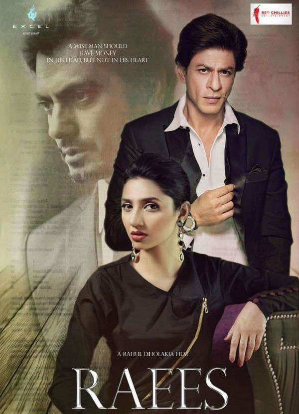 Raees: Interesting facts about Shah Rukh Khan's film
