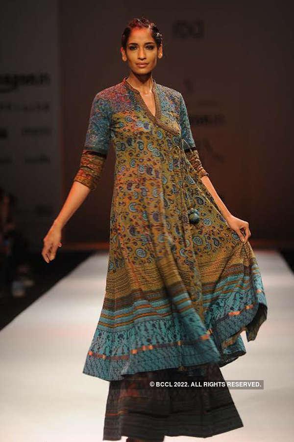AIFW SS '16: Day 3: Shalini James