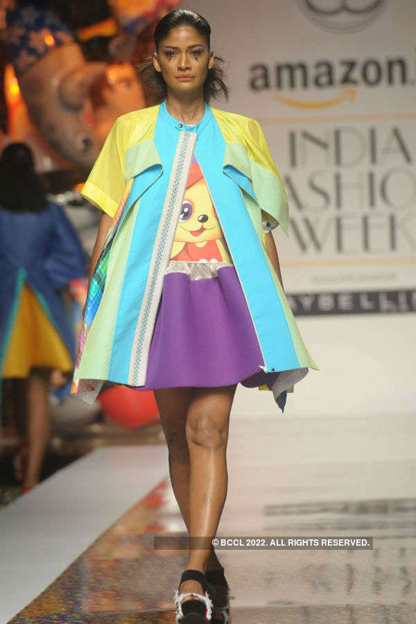 AIFW SS '16: Day 3: AM-IT