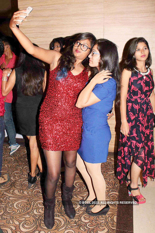 DAIMSR's freshers party