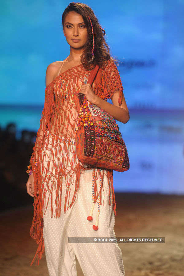 AIFW SS '16: Day 3: Payal Jain