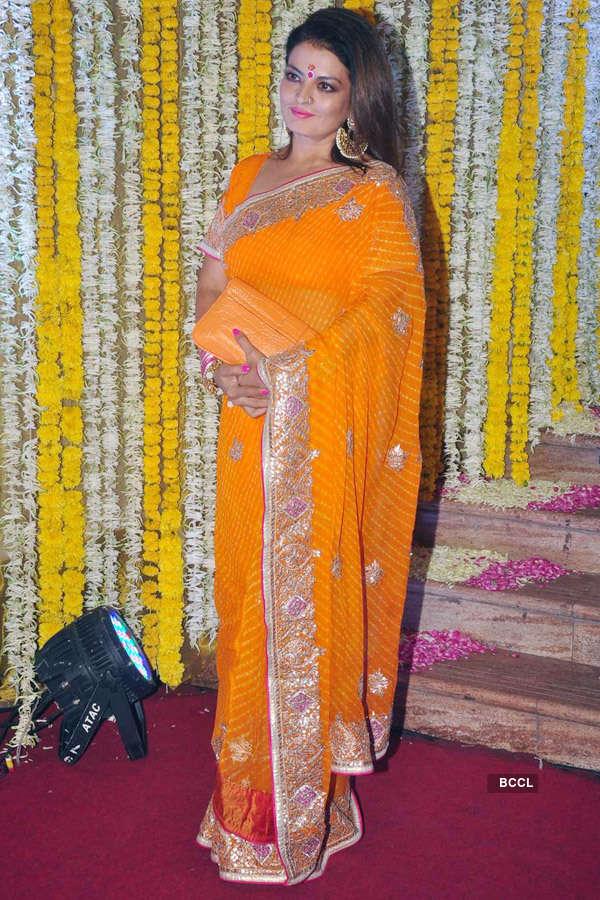 Celebs @ Ronit Roy's Mata Ki Chowki