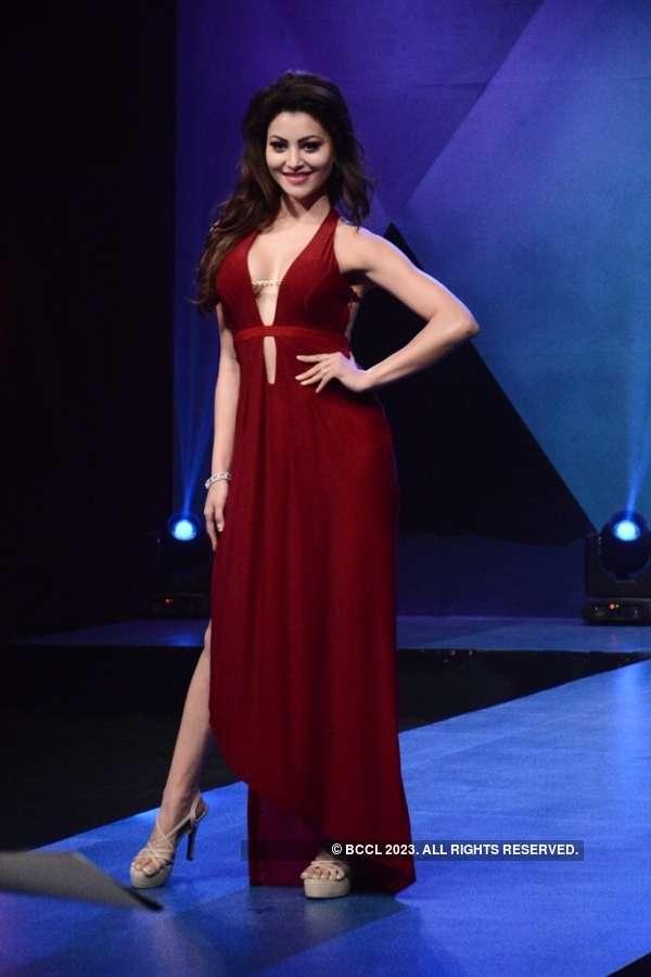 Yamaha Fascino Miss Diva 2015: The rampwalk