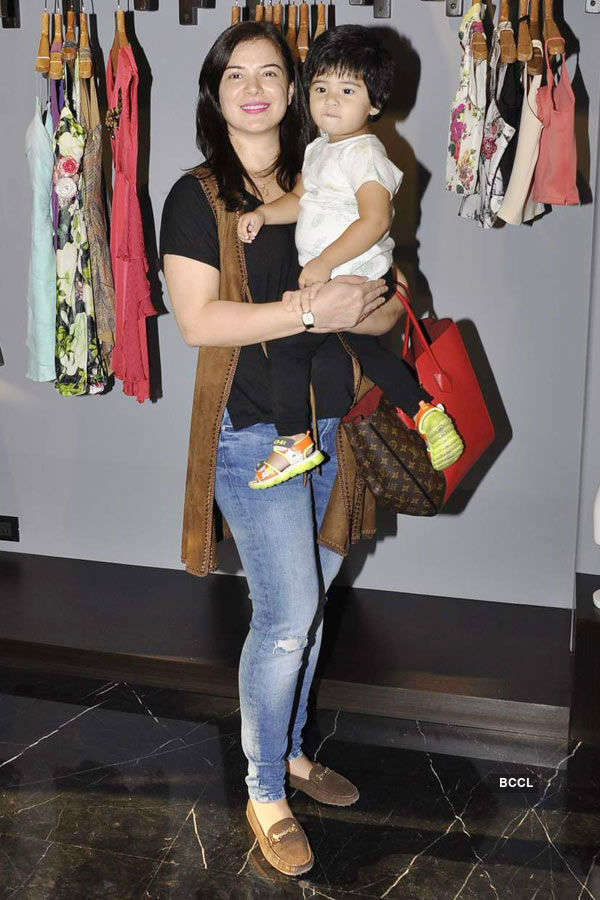 Amy Billimoria's A/W '15 collection launch