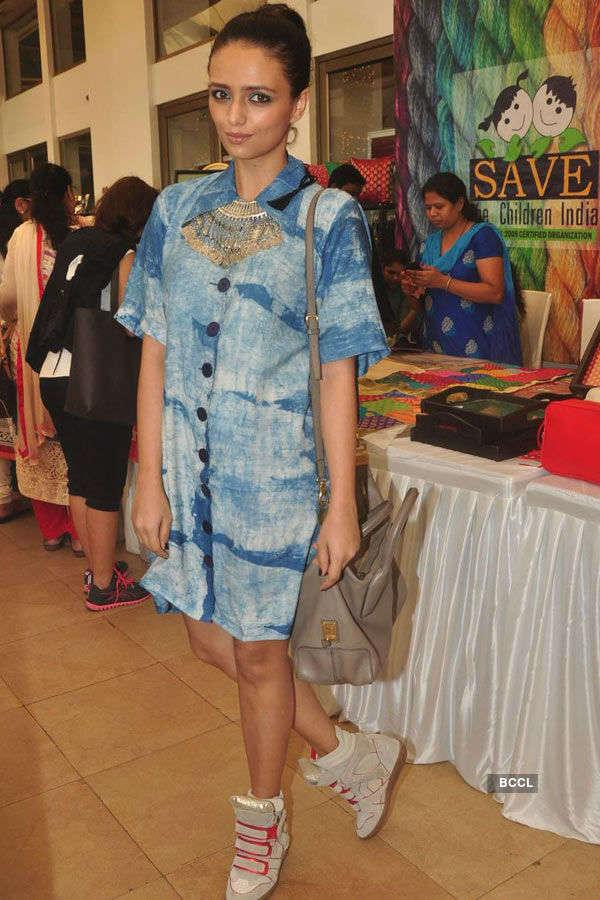 Celebs @ Araaish Exhibition