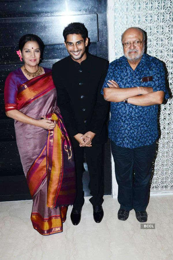 Smita Patil's biography launch