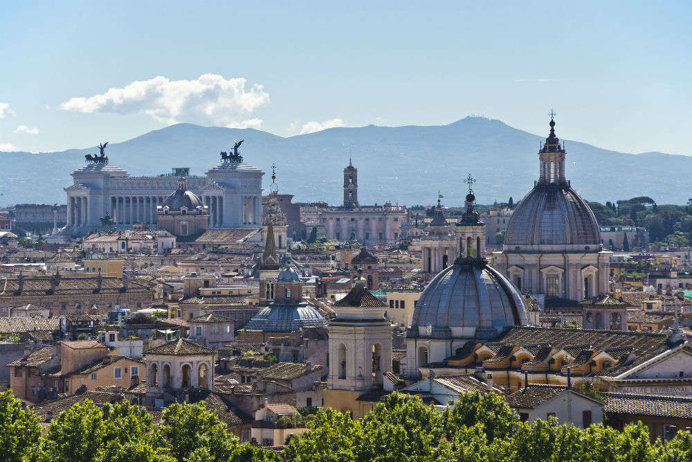 10 amazing daytrips from Rome
